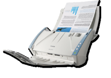 Canon-DR2010C Scanner